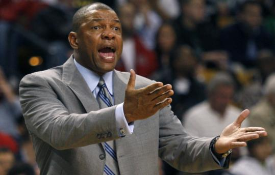 Doc Rivers believes his team can rise to any challenge.