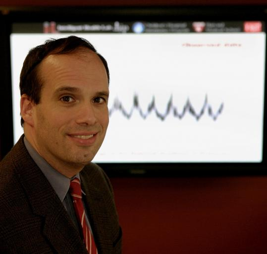 Dr. Kenneth Mandl believes health information technology must be flexible.