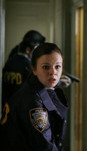 Amber Tamblyn stars in ABC's cop show ''The Unusuals.''