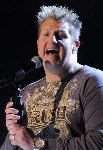 MARK J. TERRILL/ASSOCIATED PRESSGary LeVox of Rascal Flatts, a contemporary country band with crossover appeal.