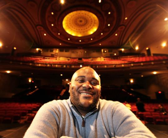 Ruben Studdard, the 2003 ''American Idol'' winner, is the star of ''Ain't Misbehavin' '' at the Strand.