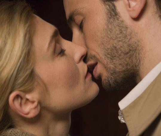 Emilie (Julie Gayet) and Gabriel (Michaël Cohen) are two of the six characters at the heart of Emmanuel Mouret's film.