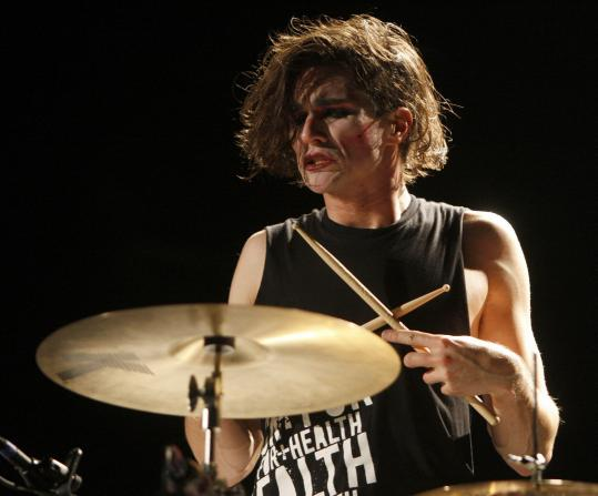Drummer Brian Viglione, a member of the Dresden Dolls, is now working with the band World/Inferno Friendship Society.