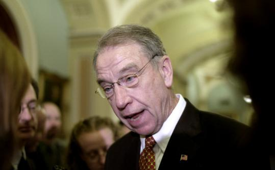 Senator Chuck Grassley of Iowa was quoted in 2005 as saying that Congress should consider putting part of the Social Security trust fund into stocks based upon the success of the railroad retirement fund.'