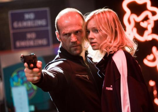 Jason Statham and Amy Smart team up again for the ''Crank'' sequel.