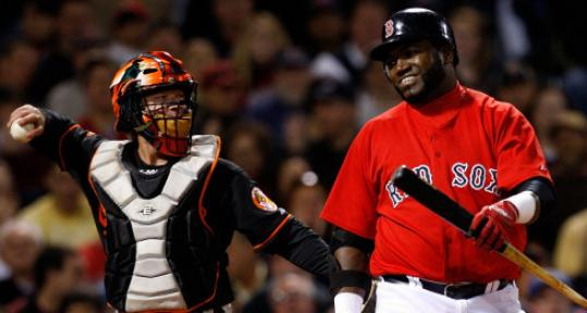 David Ortiz continued his struggles, going 0 for 4 with three strikeouts.