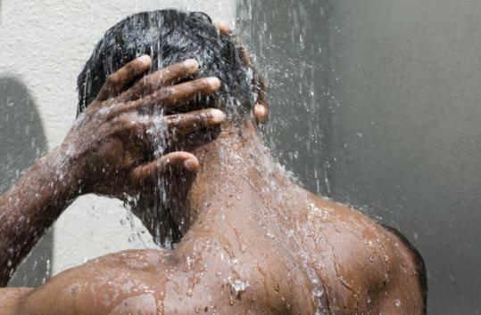 The results of a URI experiment showed that students won't shorten the length of hot showers to help global warming.