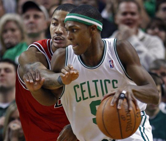 Despite Rajon Rondo's 29 points in Game 1, coach Doc Rivers feels improvements need to be made to his game tonight.