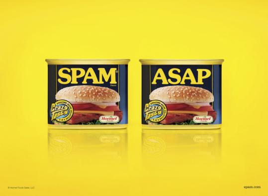 After Hormel Foods started a new ad campaigns last year, sales of Spam and Dinty Moore stew rose by double-digit percentages in the quarter that ended Jan. 25.