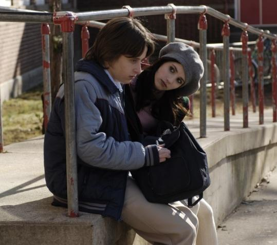 Rory Culkin and Emma Roberts star in ''Lymelife,'' a story of tw