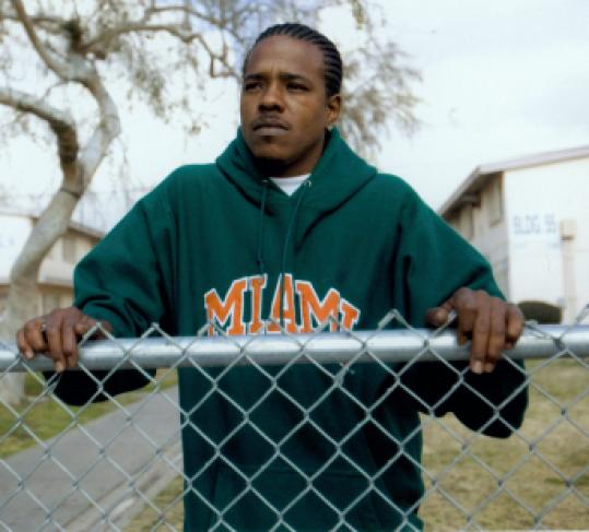 Former Crips gang member Scrap is profiled in ''Crips and Bloods.''