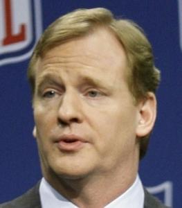 ROGER GOODELL Mid-February Super Bowl?