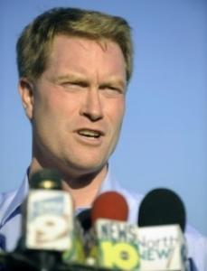 Newly elected congressman Scott Murphy of New York is a venture capitalist.