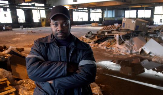 BILL GREENE/GLOBE STAFFTerrence Ward said his employer, the MBTA, requested that the settlement of his discrimination lawsuit be kept confidential.