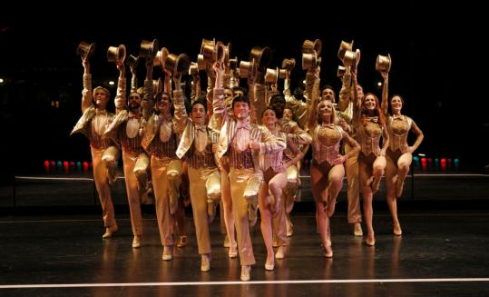 The film ''Every Little Step'' chronicles the auditions for the 2006 revival of ''A Chorus Line.''