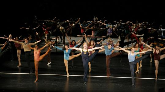 ''Every Little Step'' looks at the casting of the 2006 Broadway revival of ''A Chorus Line.''