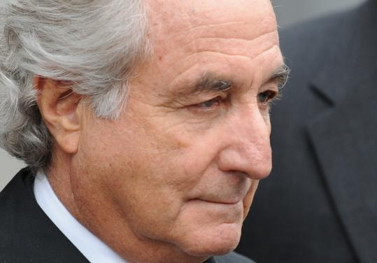 Bernard Madoff pleaded guilty fraud, money laundering, and theft. He is awaiting sentencing.