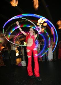 California festival promotes spirituality and social change.