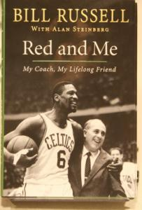'Red was absolutely brilliant. The first thing he said is, ''I don't know everything.'' He had a great set of ears.' Bill Russell
