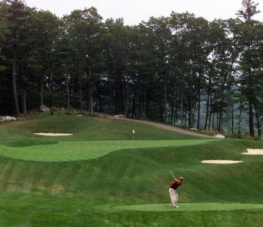 Massachusetts is home to some of golfing's biggest brands, but New England is also home to smaller companies.