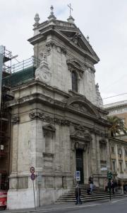Santa Maria della Vittoria Church in Rome
