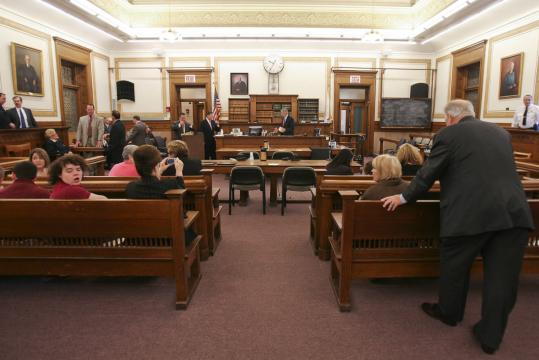 Law Day at Norfolk Superior Courthouse