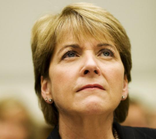 A future Senate run is 'just something that I certainly don't rule out.' -- Attorney General Martha Coakley