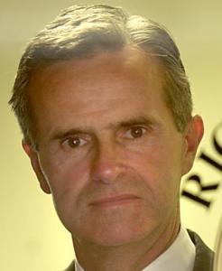 Malden Mayor Richard Howard calls himself a 'hard copy kind of guy.'