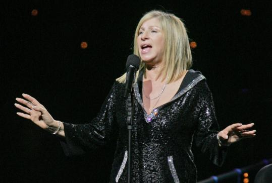 Barbra Streisand says that in addition to her design book, she keeps going ''back and forth'' on writing a memoir.