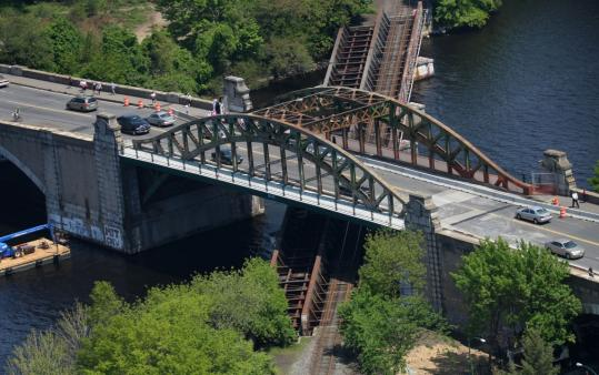 The Boston University Bridge's weight limits had not been recalculated since 1979.
