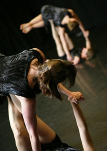 The performances in ''Sprout: An Evening of Dance and Discussion'' were preceded by explanations of how the dances came about.