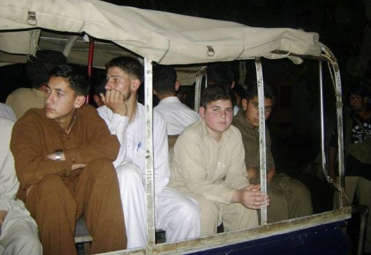 Some students had been released by militants before the Pakistan army said it freed the remaining hostages.