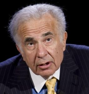 'It's typical of the way this company has been run.' -- Carl Icahn