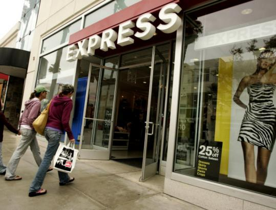 Express Clothing Store an Express clothing store