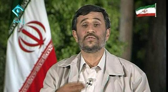 Incumbent Mahmoud Ahmadinejad claimed victory in Iran's presidential election, unnerving the nation's urban elite.
