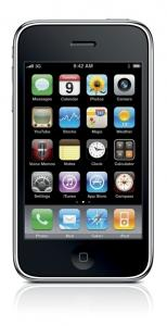 The Apple iPhone 3GS sports a faster processor ... auto-focusing video camera, and voice control.