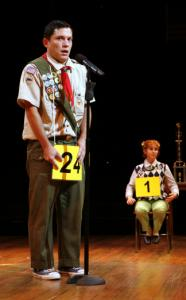 'The 25th Annual Putnam County Spelling Bee' was among the theater's final productions.