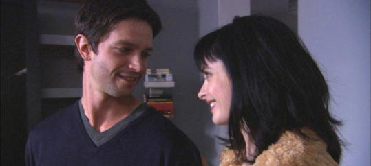 Jason Behr (with Krysten Ritter) stars as a writer fixated on a lost love.