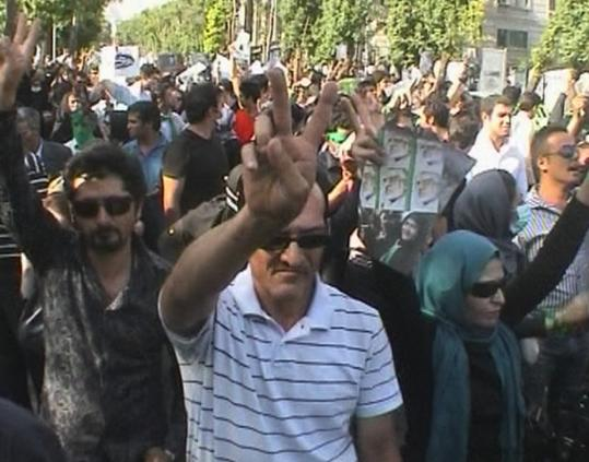 Protests in Iran and subsequent government crackdowns on the Internet are putting social-networking technologies to new uses. Twitter has been a particularly effective tool: Because tweets can be sent from many websites, the Iranian government can't block every possible Twitter source.