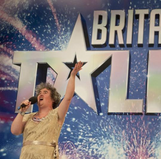 "Susan Boyle, whose incredible singing stunned ""Britain's Got Talent,'' has been asked to appear on the upcoming season of ""America's Got Talent.''"