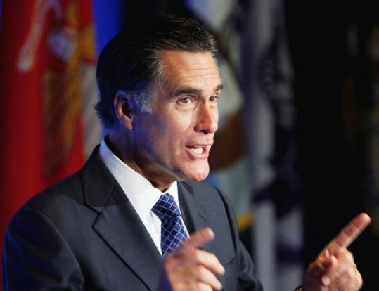 Charles Pierce skewers Mitt Romney (above) for his policy shifts during last year's presidential campaign, and talk-show hosts such as Bill O'Reilly for using their popularity to justify 'grotesque excesses.'