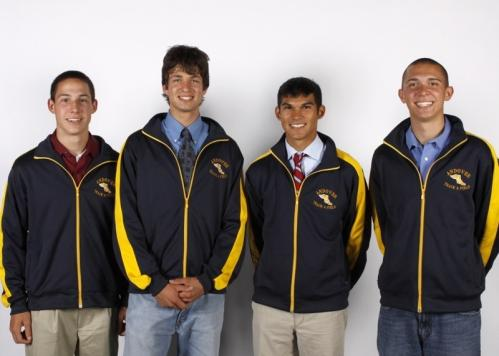 Winter All-State champion. Spring Division 1 champion. Spring All- State champion. Is there any boys' team that's had a better 2009 than the Andover track team? Earlier this month, Andover came from behind in the meet's last event, the pole vault, to win the All-State title. Mark Vetere led the way for the Golden Warriors, winning the pole vault with a jump of 14 feet 6 inches while also running in two relays, one of which -- the 4 x 400 -- clinched the state title. 'It really validates our team and it really validates what we've been preaching all year,'' said coach Peter Comeau.