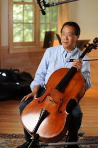 "ROB FORTUNATOYo-Yo Ma appears in ""The Music Instinct.''"