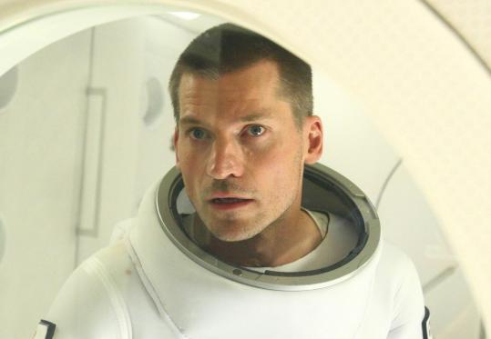 "Nikolaj Coster-Waldau stars as Commander Frank Pike in Fox's sci-fi drama ""Virtuality.''"