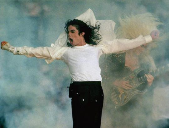 Michael Jackson was the biggest entertainer of his time, and his popularity endured a quarter-century after his peak.