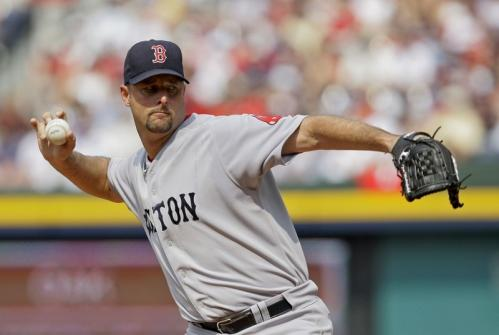 Red Sox starter Tim Wakefield tossed six shutout innings as Boston topped Atlanta, 1-0, Saturday at Turner Field. Stroll through our gallery for more scenes from the game.