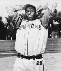 Satchel Paige is the subject of a biography by former Globe reporter Larry Tye.