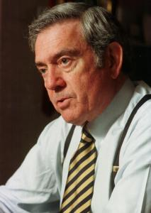"""The authors argue that Dan Rather miscast US involvement in Afghanistan while he was anchor of the """"CBS Evening News.''"""