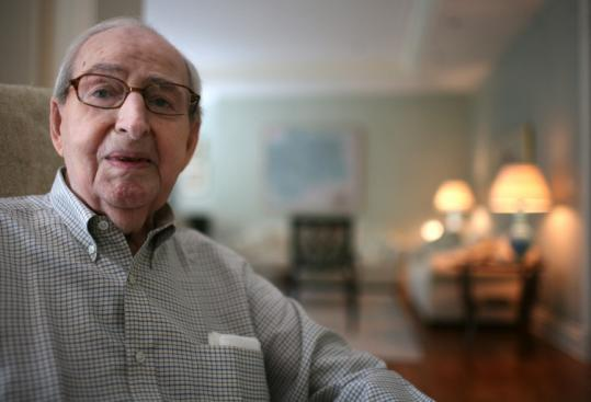 Dr. Orrie M. Friedman founded Collaborative Research Inc. and was also a professor emeritus of chemistry at Brandeis.