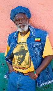 "Reggae artist Winston Rodney, a.k.a. Burning Spear, won a Grammy for his album ""Jah Is Real,'' the first produced on his own record label."